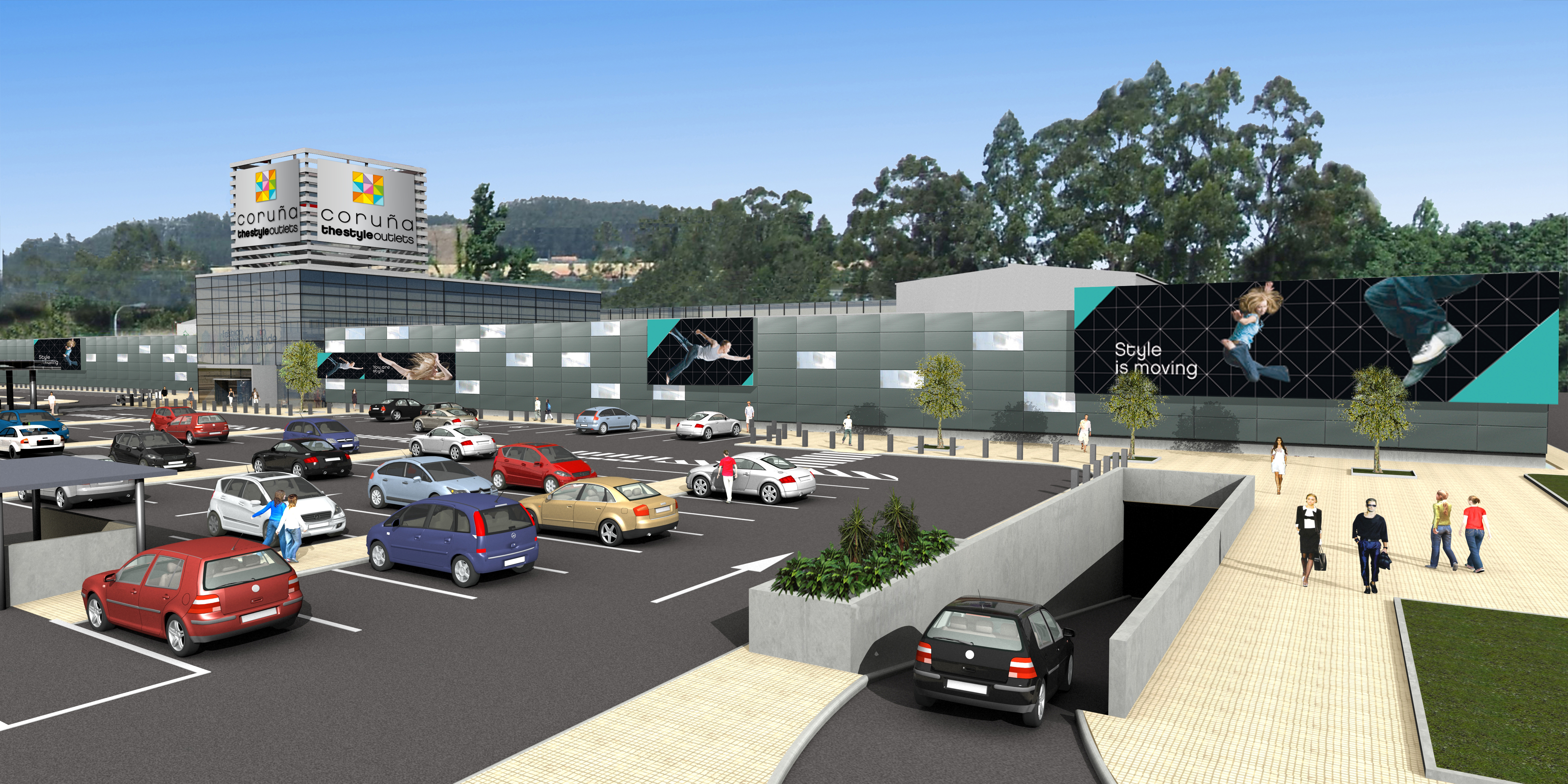 Abolido Stratford on Avon más  NEINVER presenta Coruña the Style Outlets, quinto outlet de NEINVER en  España   NEINVER